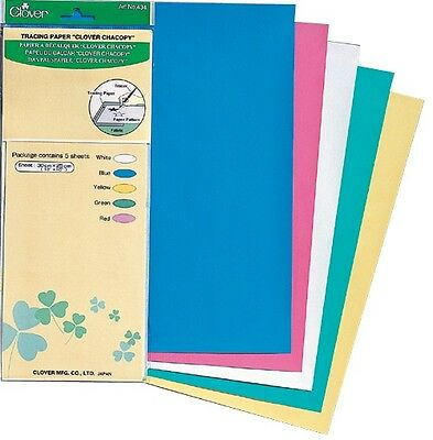 Chacopy Tracing Paper-30cm x 25cm 5/Pkg. Shipping is Free