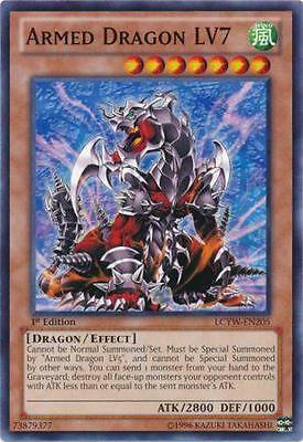 Armed Dragon LV7 (LCYW-EN205) - Common - Near Mint - 1st Edition