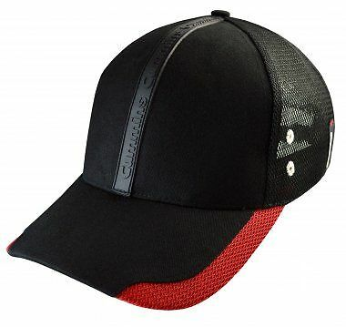 Genuine Cummins black/red trim cap; hat; Truck;