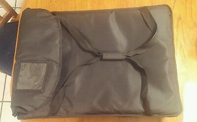 "NEW Insulated Pizza Delivery Bag  3-4 SHEETS INSIDE 28"" DEEP 20"" WIDE 8"" TALL"