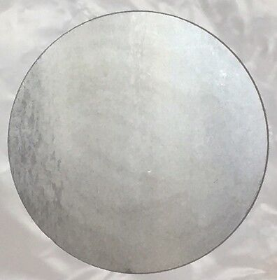 "1/4"" Steel Plate Round Circle Disc 3'' Diameter A36 Steel (.250"")"