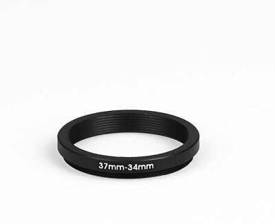 37 mm - 34 mm Filter Adapter Step-Down Adapter Filteradapter Step Down 37-34