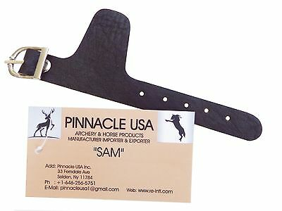 Traditional Fine Leather Thumb Ring Archery Products TMR-1400