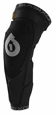 Ginocchiere Mb Downhill Dh 661 Rage Knee/shin Black