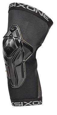 Ginocchiere Mb Downhill Dh 661 Recon Knee Black