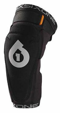 Ginocchiere Mb Downhill Dh 661 Rage Knee Black