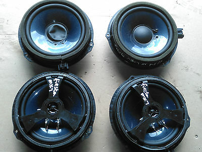 Ford Fiesta St Mk7  3 Door  2008 - 2015 Complete Speakers Genuine 4 X Speakers