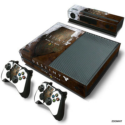 Video Game Accessories Faceplates, Decals & Stickers Sony Ps4 Stickers Destiny Decals Console & Controllers Skin Tn-469