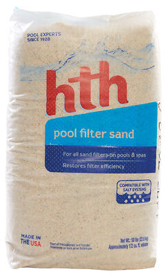 Arch Chemical 67074 Pool Filter Sand, 50-Lb.
