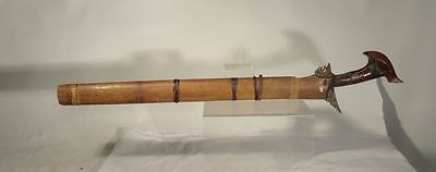 Antique South East Asian Keris Kris Sword Sumatran Fijian Philippines Borneo