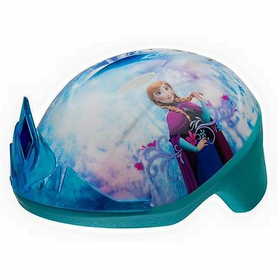 Disney Bell Frozen Toddler Bike 3D Tiara Helmet (3-5 years) New with tags