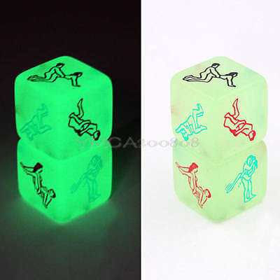 New Sex Funny Adult Sexy Dice Game Love Humour Gambling Romance Erotic Craps Toy