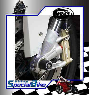 Topes Horquilla R&g Bmw S 1000 Rr 2009   2014 Protectores