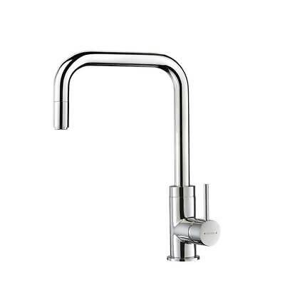 Pull Out Gooseneck Sink Mixer Kitchen Tap Methven Culinary Urban 01-2381A