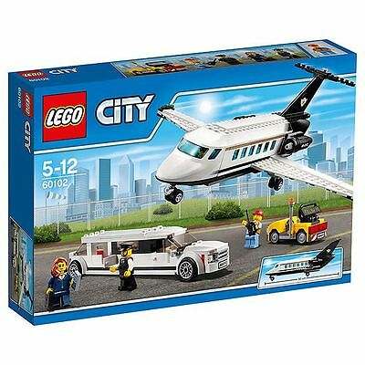 NEW LEGO CITY Airport VIP Service - 60102