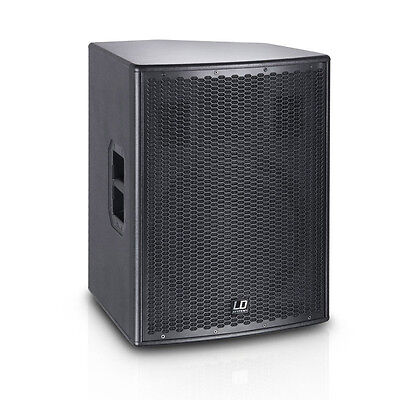 LD Systems GT15A Active 15-Inch Speaker 1000W German Designed and Engineered