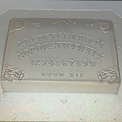 Flexible Plastic Ouija Game Board Soap or Chocolate Mold