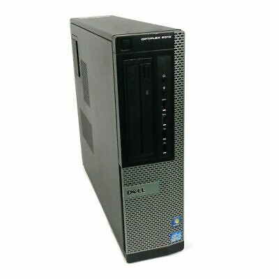 Dell Optiplex 9010 SFF i5-3470 3.2Ghz 4GB Ram 250Gb HDD Win 10 Desktop PC