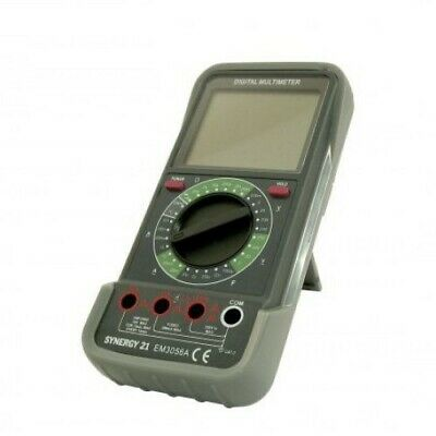 Profi Digital-Multimeter - EM3056A - robust mit Gummischutz