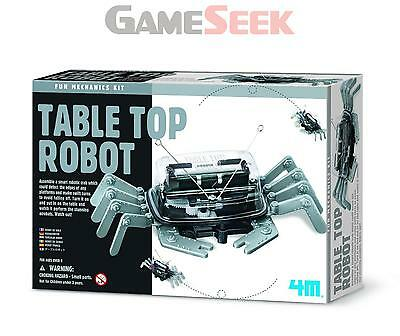 4M Table Top Robot - Games/puzzles Brand New Free Delivery
