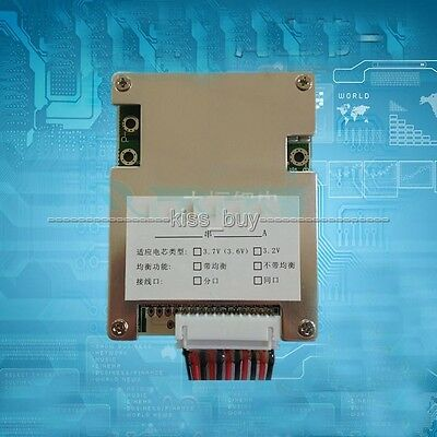 10S 36V Li-ion Lithium Cell 30A 18650 Battery Protection BMS PCM Board w Balance