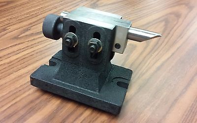 """TS-1 tail stock for 6"""", h/v rotary table #TS-1-new"""