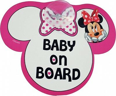 Disney Baby Minnie Car Signal (36 Months, Pink). Free Shipping