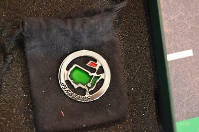Scotty Cameron 2014 Masters Augusta National Round Ball Marker Coin Nib
