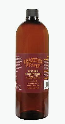 Leather Honey Leather Conditioner - Softener - Protector 32 oz (1 Quart)