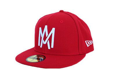 Aguilas de Mexicali LMB New Era 59FIFTY Scarlet Red