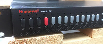 Honeywell 16-Channel Color Multiplexer HXCT16X CCTV, Video Multiplexers Security