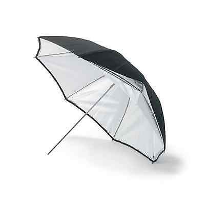 "BRAND NEW Bowens Dual Purpose Umbrella 36"" (92cm) Silver / White (BW-4036)"