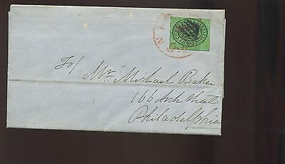 Scott #20L7a BOYD'S CITY EXPRESS Used Stamp On Nice Cover (Stock #20L7-3)