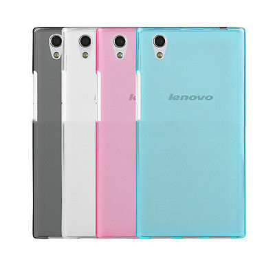 Silicone Case For Lenovo P70 P70t P70-T Soft TPU GEL Back Cover Shell