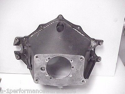 NEW QuarterMaster Magnesium Bellhousing Chevy 153 Tooth NASCAR Xfinity BH3