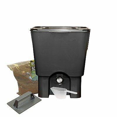RTS Home Accents 5-Gallon Kitchen Compost Kit