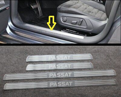 Door sill scuff plate Guards Sills For VW PASSAT B6 B7 2005-2015