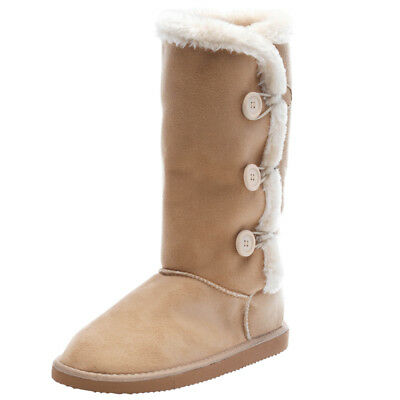 Mooloola Blizzard Ugg Boots in Beige