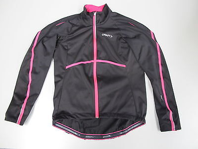 Craft Women's Stretch Winter Cycling Jacket - Large Thermal Bike Road