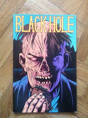 Black Hole #5 Burns First Printing Fantagraphics Very Fine (W2)