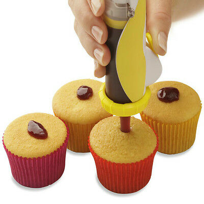 Magic Cupcake Cookie Pastry Decorating Supplies Frosting Deco Pen Set NEW