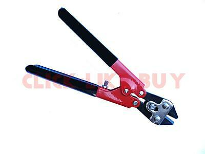 "New Small 8"" Bolt Cutter Wire Steel Mesh Metal Cable Cropper Cutting Tool 200Mm"