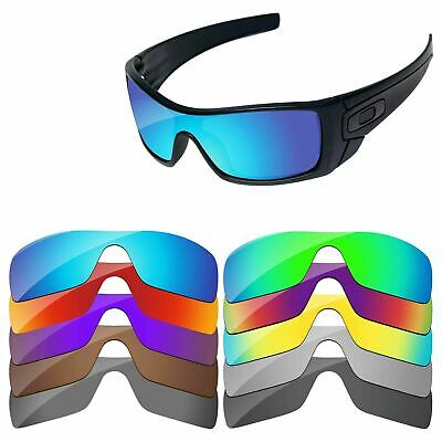 Polycarbonate Replacement Lenses For-Oakley Batwolf Sunglasses Multi-Options