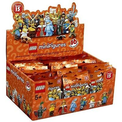 New Genuine Lego 71011 Series 15 Minifigures 2016 - From £1.99 Each Free Postage