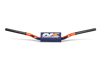 Neken Oversize Fatbar 28,6 mm Lenker orange-blau KTM SXF 250 350 450 MX Cross
