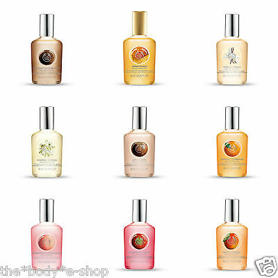 Body Shop ~ EAU DE TOILETTE ~ Add A Little Glamour To Your Day ~ EDT 30ml