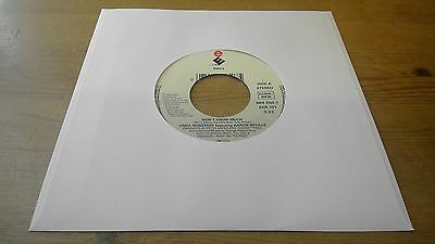 """Linda Ronstadt - Don't Know Much / Hurt So Bad - 7"""" Vinyl Record Single"""