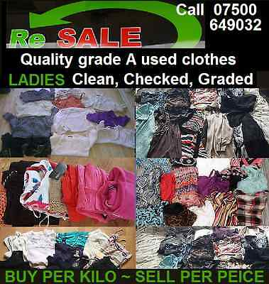 Best Grade A Ladies clothes, dresses, tops, skirts, light jackets, all season