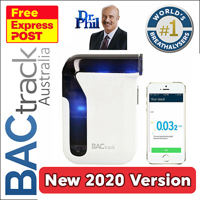 BACtrack MobilePro Breathalyser - Bluetooth Fuel Cell Breath Tester