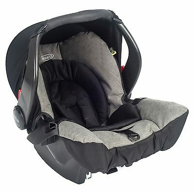 Graco SnugFix Group 0+ Baby Car Seat - Slate - From Birth To 15 Months